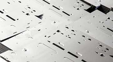 Stamped & Punched Steel for Security & Electrical Metal Enclosures